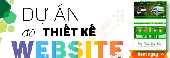Dự Án Website Đã Thiết Kế